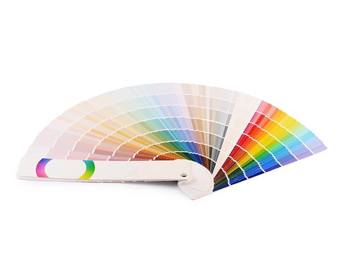Portiq - sectionaalpoorten kleurenaanbod
