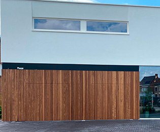 houten poorten - Portiq
